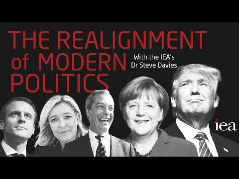 The Realignment of Modern Politics