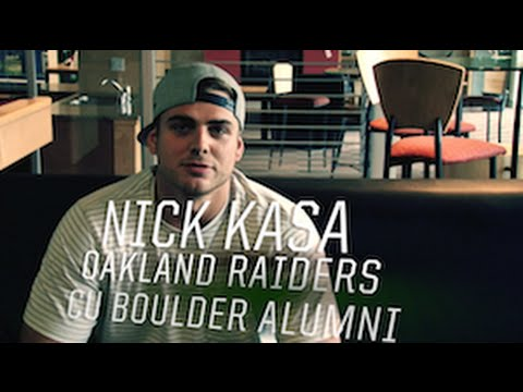 Nick Kasa Interview