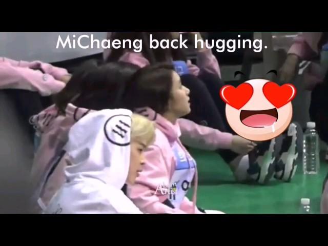[TWICE] Mina x Chaeyoung MiChaeng Progress 2017