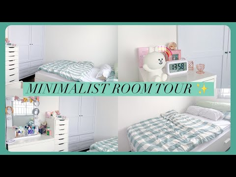 ❤️-room-tour-&-makeup-collection-❤️-//-indonesia