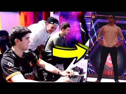 My Best Rocket League Video Of ALL TIME... | Playing/Meeting The RLCS WORLD CHAMPION At Gfinity...