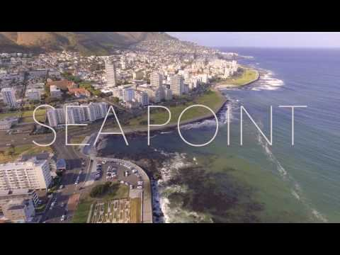 SEA POINT PROMENADE - CAPE TOWN - DJI PHANTOM 4