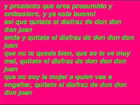 Don Juan - Fanny Lu ft. Chino y Nacho