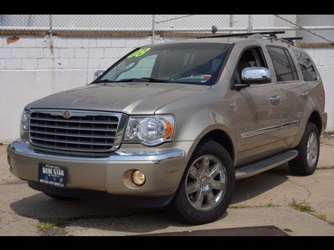 2008 Chrysler Aspen Limited 4WD Walter P Chrysler Edition