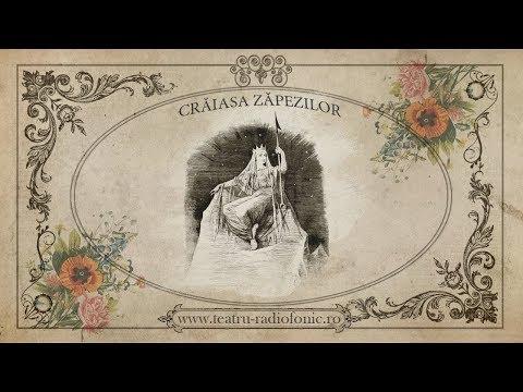 povesti audio Hans Christian Andersen – Craiasa Zapezii
