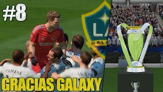 FIFA 19 - Modo Carrera Portero | FINAL DE LA MLS... ADIÓS GALAXY | #8