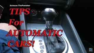 """""""فيديو"""" شاهد وتعرف على نصائح للتعامل مع ناقل الحركة الأتوماتيكي Automatic Transmission 2016"""