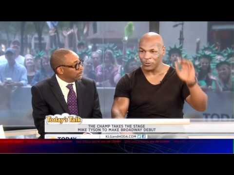 Why Mike Tyson is Vegan