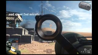 Battlefield 4 multiplayer - sa-18 IGLA tutorial
