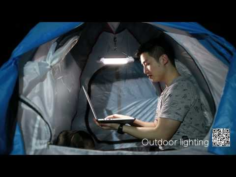 Emergency Camping Light, powerful functions for camping, fishing, household lantern and flashlight