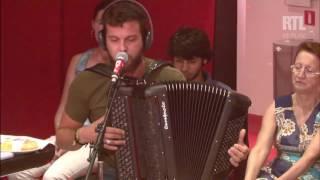 Le live de Claudio Capéo dans A La Bonne Heure - RTL - RTL