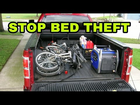 Prevent equipment theft! The loud way! Great RV Accessories