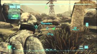 Ghost Recon 2 Gameplay HD