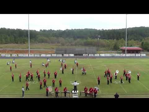 Welsh High School Band
