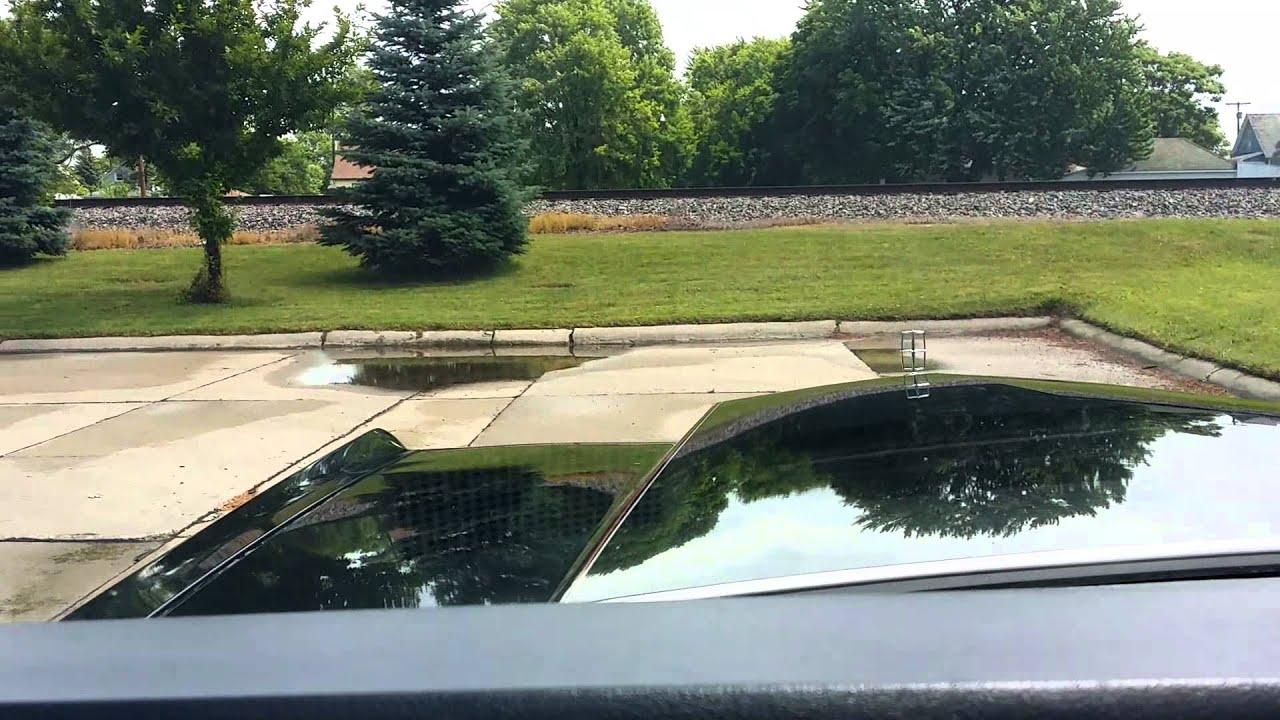 1986 lincoln town car for sale triple black low miles auto appraisal detroit mi [ 1280 x 720 Pixel ]