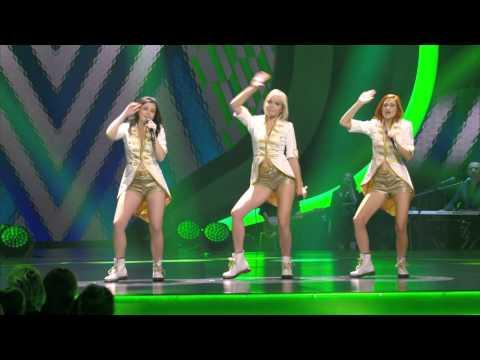 Lauren, Jindra en Hanne zingen 'kusjessoldaten'   K3 zoekt K3   SBS6