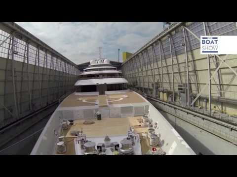 MY Azzam - Largest Yacht - Review by The Boat Show