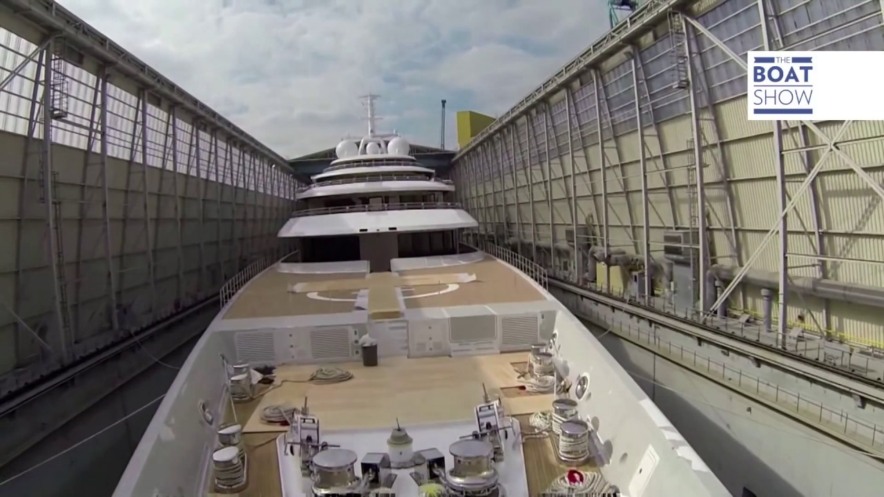 My Azzam Largest Yacht Review By The Boat Show