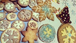 ♥ Рецепт сахарного печенья от MakeupKaty ♥