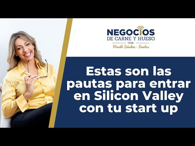 Descubre cómo triunfar en Silicon Valley.