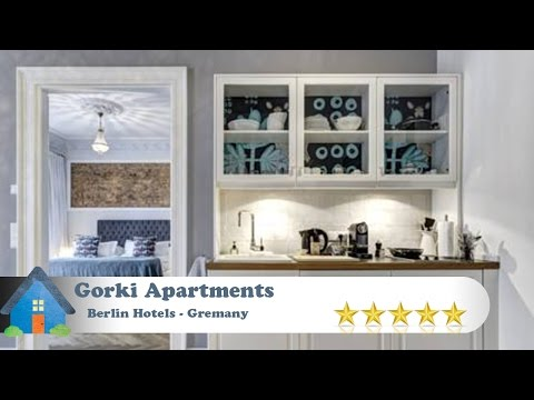 Gorki Apartments - Berlin Hotels, Germany