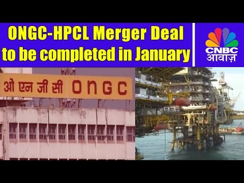 ONGC-HPCL Merger Deal to be completed in January | CNBC Awaaz