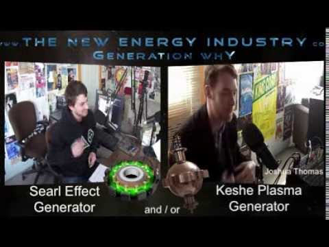 Generation whY & The New Energy Industry - Podcast