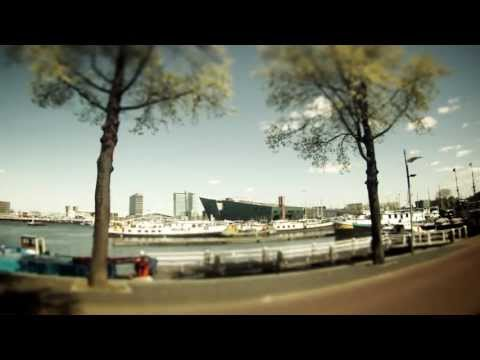 NEMO Science Center, Amsterdam - Timelapse