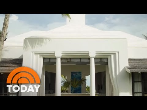 Tim McGraw And Faith Hill Reveal Their Private Island Home In Bahamas | TODAY