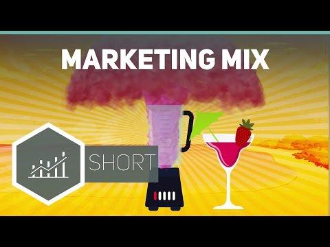 Marketing-Mix - Grundbegriffe der Wirtschaft