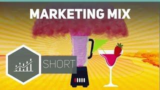 Marketing-Mix - Grundbegriffe der Wirtschaft ● Gehe auf SIMPLECLUB.DE/GO