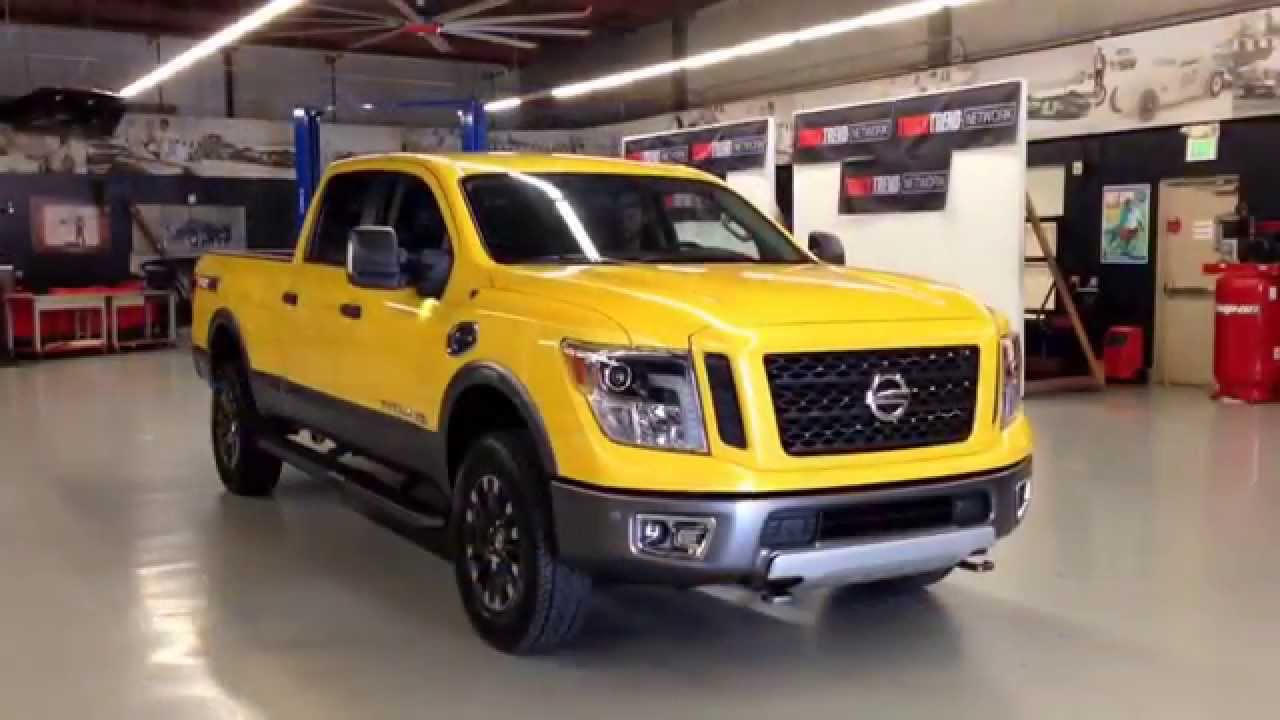 2016 nissan titan xd cummins v 8 start up and idle youtube. Black Bedroom Furniture Sets. Home Design Ideas