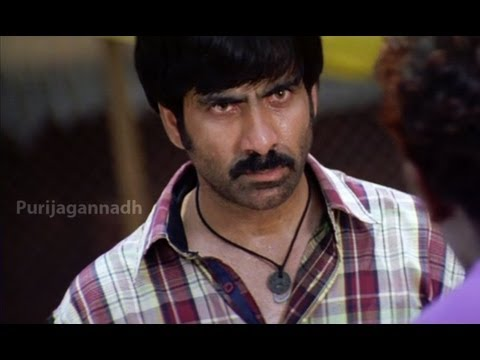 Ravi teja High Voltage Fight and dialogues - Neninthe Movie Scenes - Raviteja, Siya