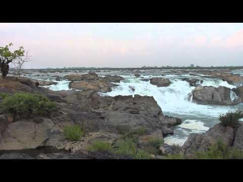Visit Sopheak Mitt Waterfall Stung Treng - Cambodia Travel - Cambodia Tour