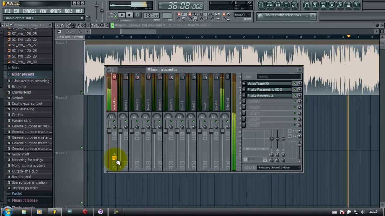 how to work on fl studio