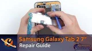samsung galaxy tab 2 7 screen replacement repair guide