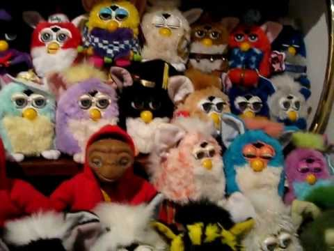 how to play with furby 1998