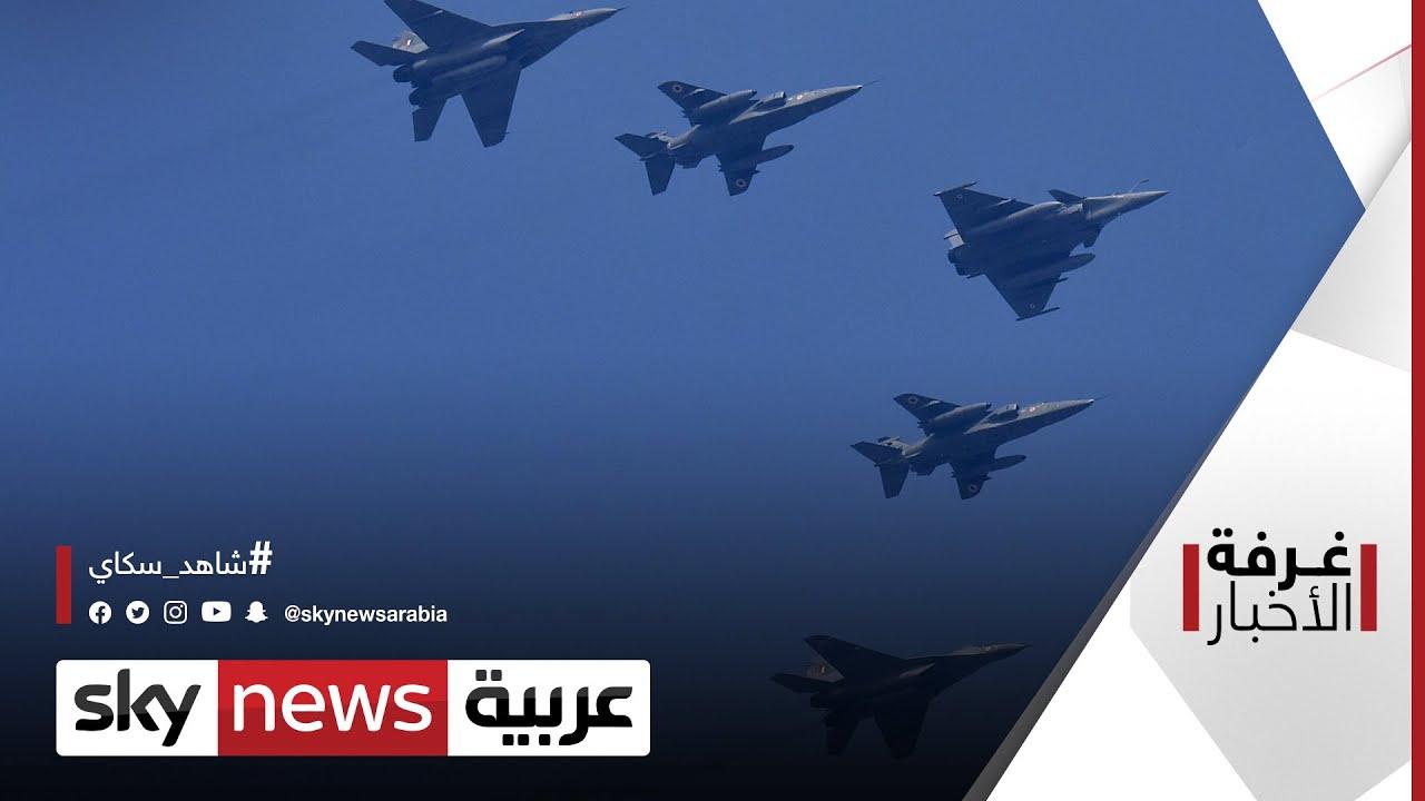 طائرات رافال.. وتوازن الرعب بين أثينا وأنقرة | #غرفة_الأخبار  - نشر قبل 2 ساعة