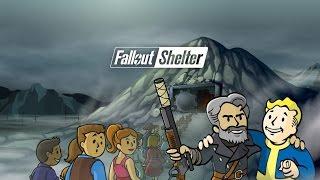 Fallout Shelter прохожу задания испытания игровое шоу Вылазка за Колой