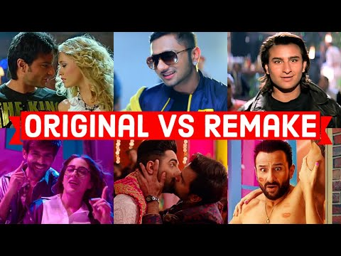 Original Vs Remake (January) - Which Song Do You Like the Most? - Bollywood Remake Songs 2020