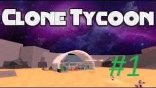 ROBLOX Clone Tycoon 2 (the Magic trunk = D)