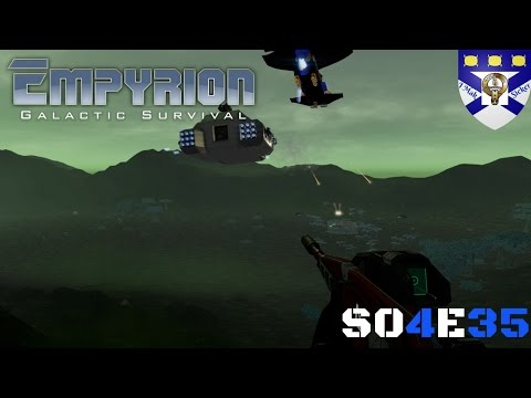 """Empyrion Galactic Survival (S04) -Ep 35 """"War Zone 'Battlefield 11'"""" -Multiplayer """"Let's Play"""""""