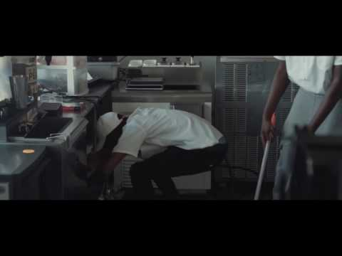 "Famous Dex's First Acting Role: Cashier at Twister Burger in ""Lone Springs"" Short Film"