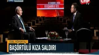 CHP LİDERİ KILIÇDAROĞLU NTV'DE 16/02/2017