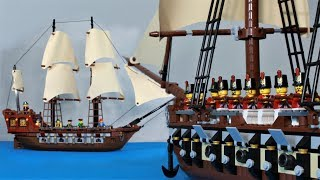 Lego Pirate Sea Battle 4
