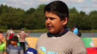 Atfal UK raise money for Humanity First