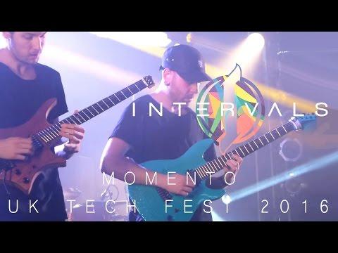 Intervals (feat. Plini) - Momento - UK Tech Fest 2016