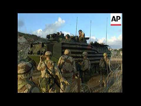 Somalia - Looting In UN Compound