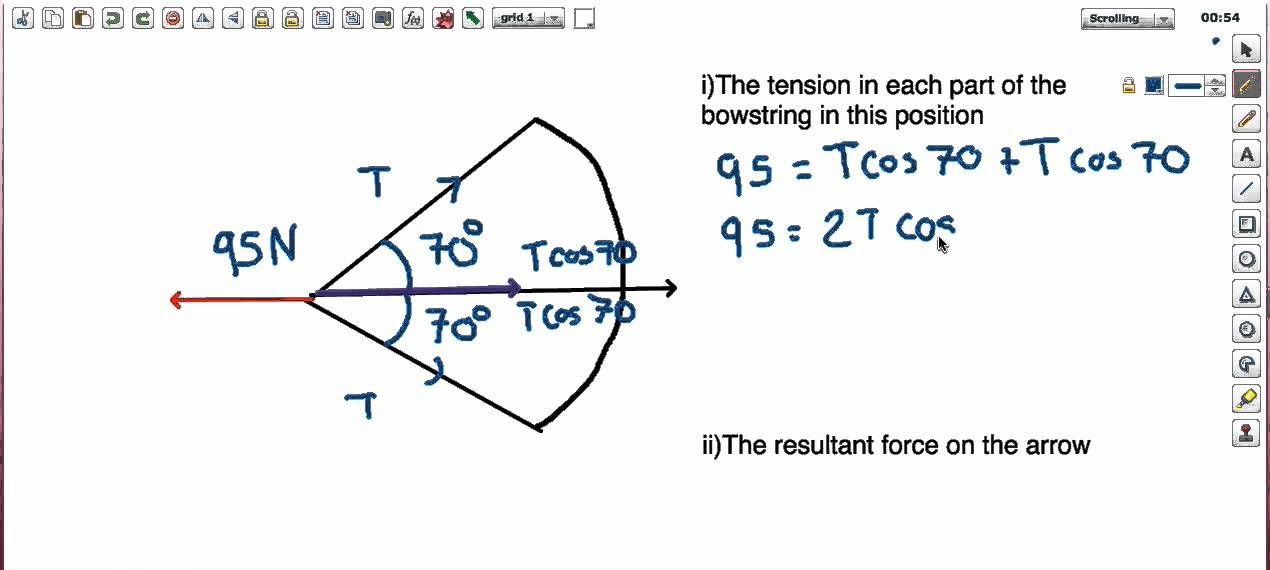 Physics Bow And Arrow Diagram - Application Wiring Diagram •