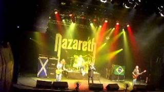 Nazareth-Broken Down Angel (c/ legenda) Ctba 24/02/11